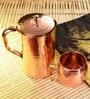 Frestol Copper 2-piece Handmade Jug - Set of 2