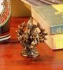 Frestol Golden Brass Ganesh with Sidhi