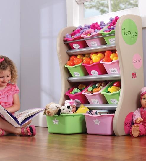 Fun Time Room Organizer by Step 2 & Buy Fun Time Room Organizer by Step 2 Online - Storage Cabinets ...