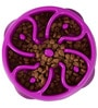 ABK Imports Fun Feeder Mini Slow Feed Bowl Purple