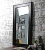 Walnut Mango Wood Framed Mirror by Furniselan
