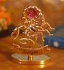 G n G 24K Gold Plated with Swarovski Crystals Scorpio Showpiece