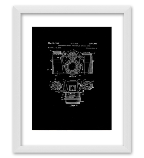 Buy gabambo paper 12 x 1 x 145 inch vintage camera patent blueprint gabambo paper 12 x 1 x 145 inch vintage camera patent blueprint wood finish framed poster malvernweather Image collections