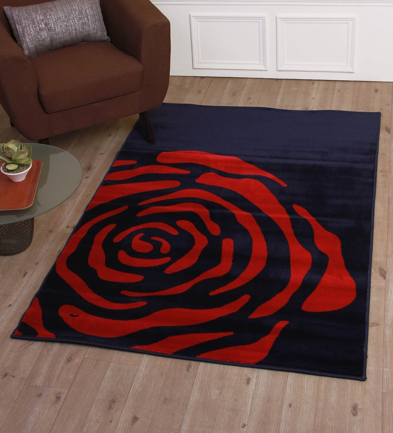 Galeecha Multicolour Polypropylene Heat Sink Carpet