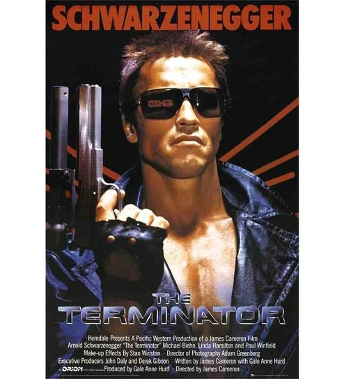 b17234bc2d Buy GB Eye Terminator One Sheet Poster Online - Hollywood - Posters ...