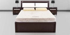 Geneva King Size Bed with Hydraulic Storage