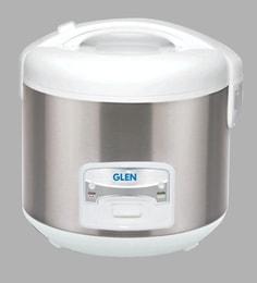 Glen Gl 3058 Stainless Steel Rice Cooker- 1 Ltr