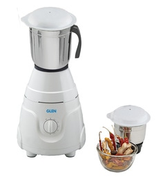 Glen Gl 4021 550 Watt Mixer Grinder With Jars