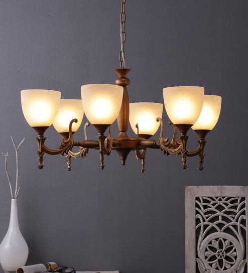 Gl Chandeliers Gold By Learc Designer Lighting