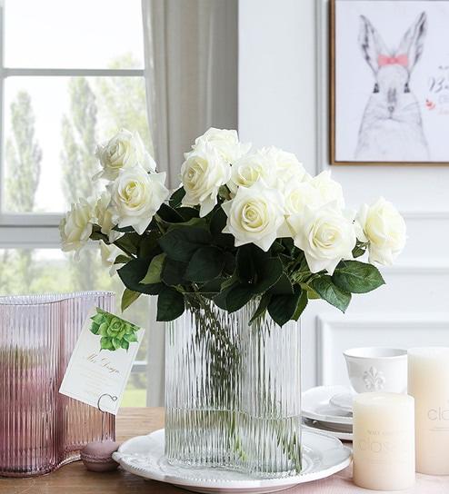 Buy Glass Vase By Casamotion Online Glass Vases Vases Decor