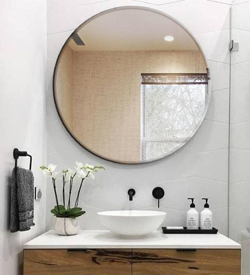 Gl Led Bathroom Mirror In