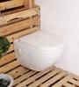 Glocera Carlo White Ceramic Water Closet