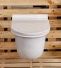 Glocera Ember White Ceramic Water Closet