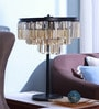 Transparent Crystal Table Lamp by Glowbox
