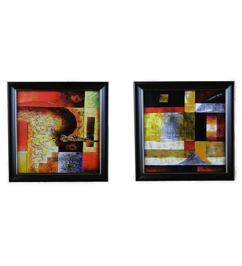 Buy Go Hooked Colorful 2-piece Framed Art Print Online - Nature ...