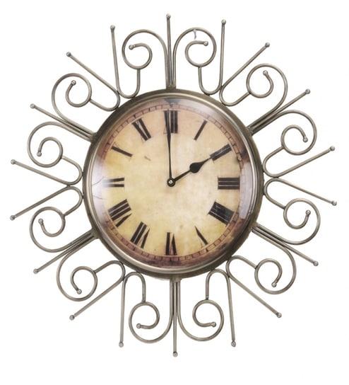 Buy Goyal India Copper Antique Wall Clock Online Vintage