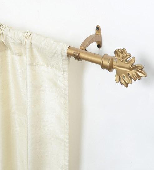 Window Curtain Rod Brackets 28 To 48
