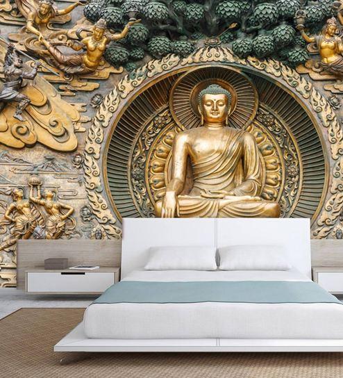 3d Wallpaper Of Buddha