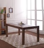Gresham Six Seater Dining Table in Natural Finish