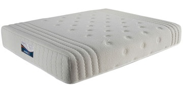 Grande 10 Inch Thick Queen-Size Memory Foam + Pocket Spring Mattress