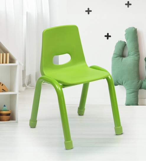 Buy Grape Study Chair In Green Color By Nilkamal Online Kids