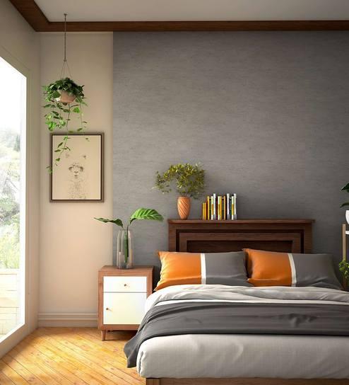 b28044ecccb Buy Grey Moonscape Wallpaper Nilaya Wall Coverings by Asian Paints ...