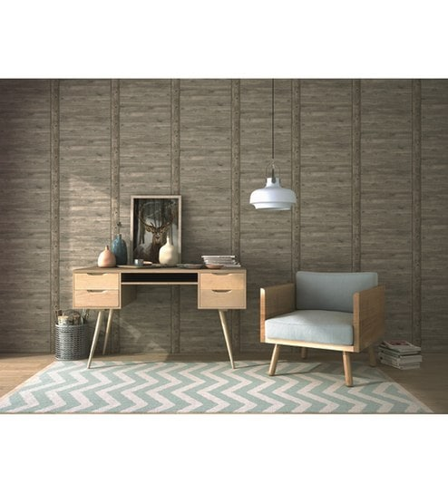Grey Non Woven Fabric Modern Surfaces 21 X 394 Inch Wallpaper By Marshalls