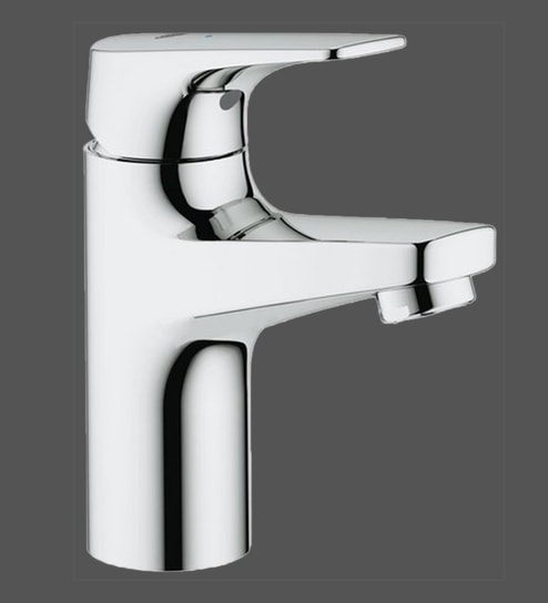 Grohe Bauflow Chrome Brass Cold Water Basin Tap (Model: 32813000 ...