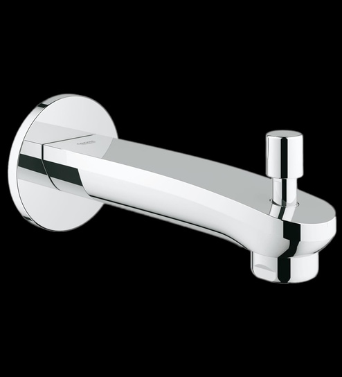 Buy Grohe Eurostyle Cosmopolitan Chrome Brass Bath Tap Online - Bath ...