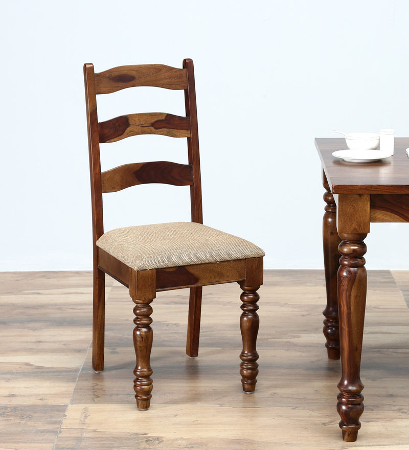 Grafton Dining Chair in Provincial Teak Finish by Amberville