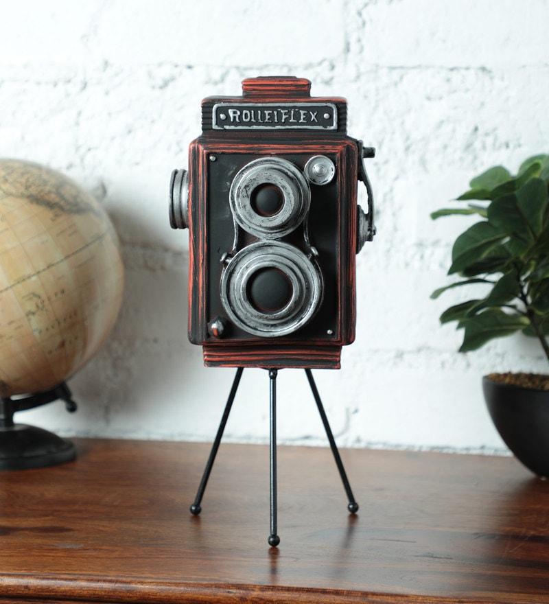Standing Camera Showpiece