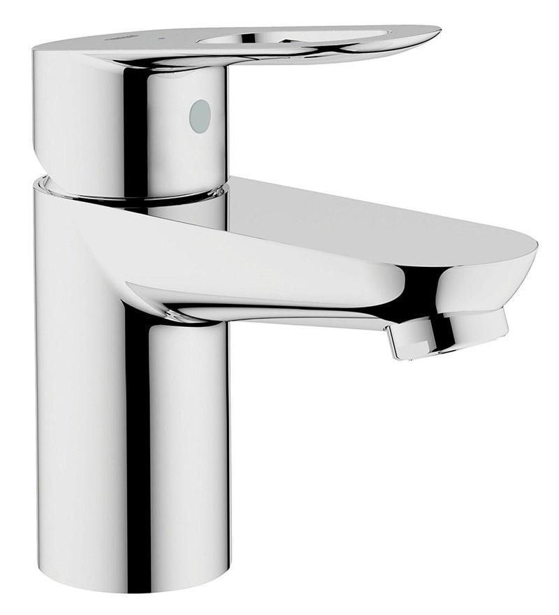 Grohe Bauloop Chrome Brass Pillar Tap (Model: 32857000)