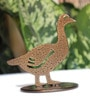 Green Gardenia GI-Metal Duck- Small
