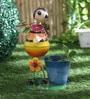 Green Girgit Bumble Bee Planter