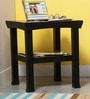 Grover End Table in Espresso Walnut Finish by Woodsworth