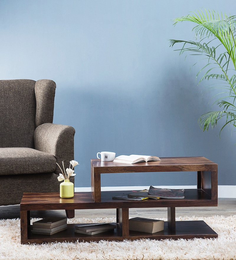 Waterford Coffee Table in Provincial Teak Finish by Woodsworth