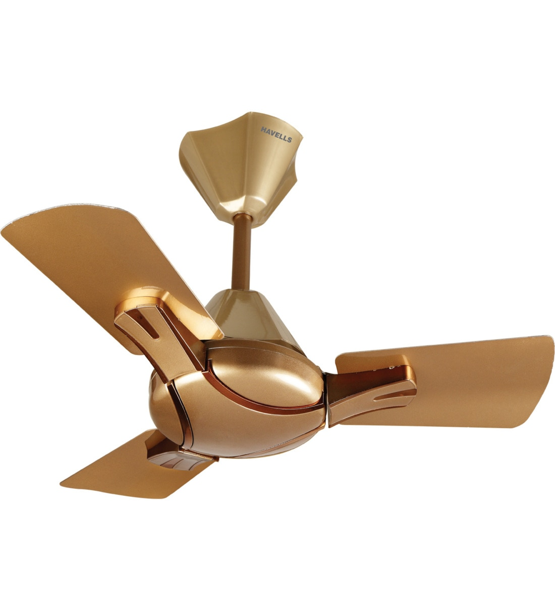 Buy Nicola 600 Mm Bronze Copper Ceiling Fan By Havells Online Homeware Homeware Discontinued Pepperfry Product