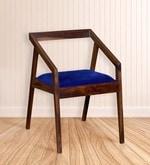 Harrington Arm Chair in Provincial Teak Finish