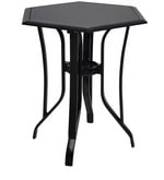 Harry End Table in Black Colour