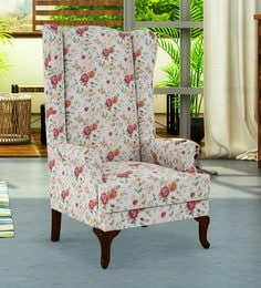 Hamilton High Back Wing Chair