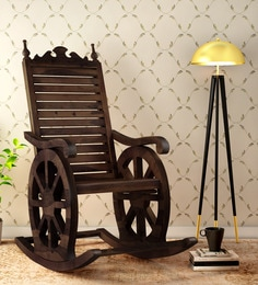 reputable site a7953 b41f9 Rocking Chairs Online: Buy Wooden Rocking Chairs in India at ...