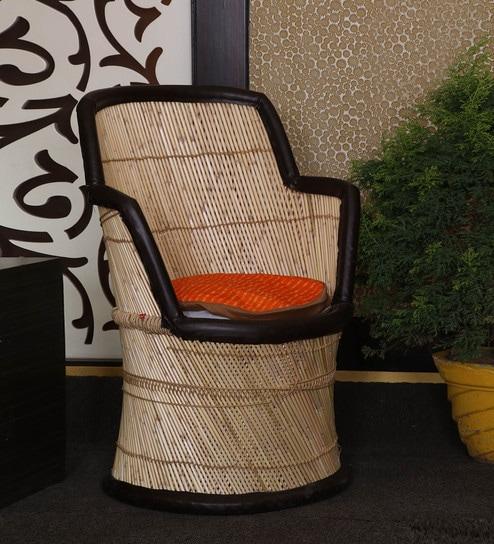 Miraculous Handmade Colorful Classic Mudda Chair By Shinexus Download Free Architecture Designs Rallybritishbridgeorg