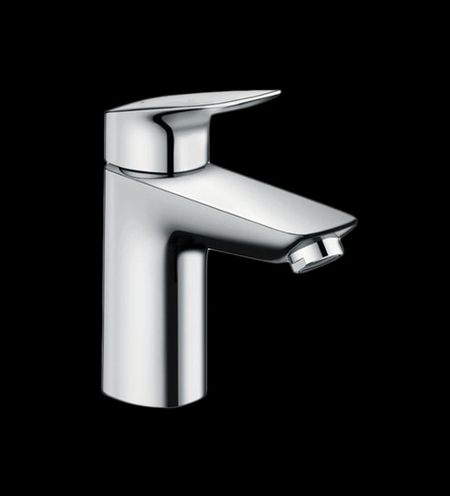 Buy Hansgrohe Logis Chrome Brass Single Lever Basin Tap Online ...
