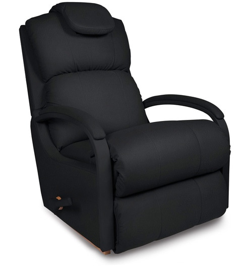 Harbor Town Recliner In Black Colour By La Z Boy