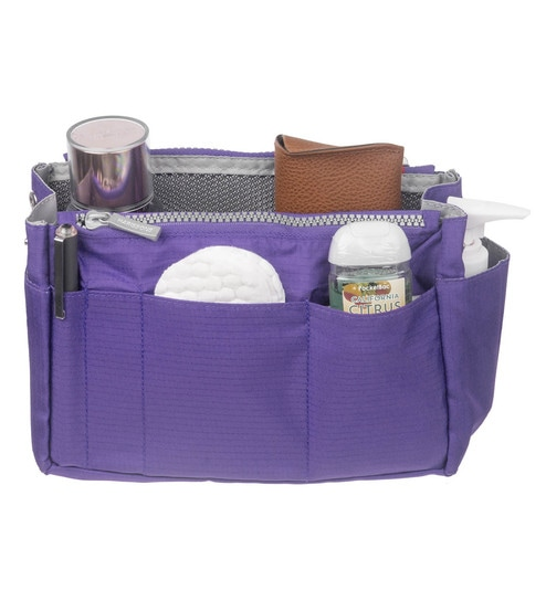 f7c1bf9a01f9 Buy Harissons Purple Polyester Travel Pouch Online - Travel Pouches - Bags    Luggage - Housekeeping   Organisers - Pepperfry Product