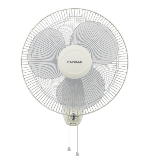 Buy havells 400mm swing wall fan off white online wall mounted havells 400mm swing wall fan off white aloadofball Image collections