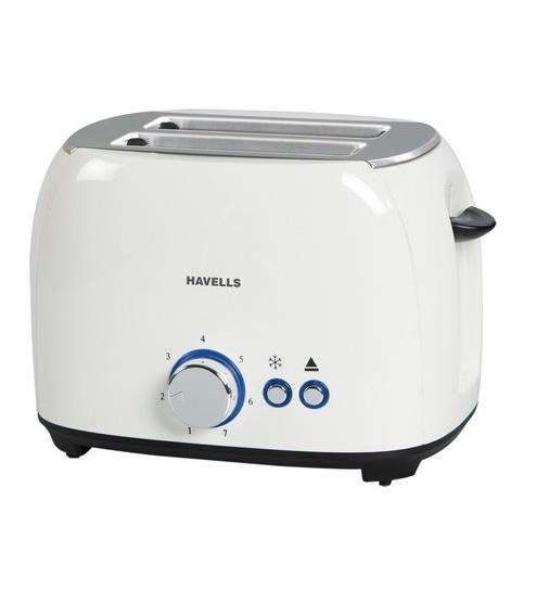 Havells 800W 2 Slice Crust Pop Up Toaster