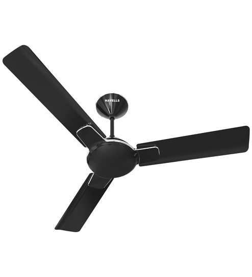 Buy havells 900 mm black chrome ceiling fan online ceiling havells 900 mm black chrome ceiling fan mozeypictures Gallery
