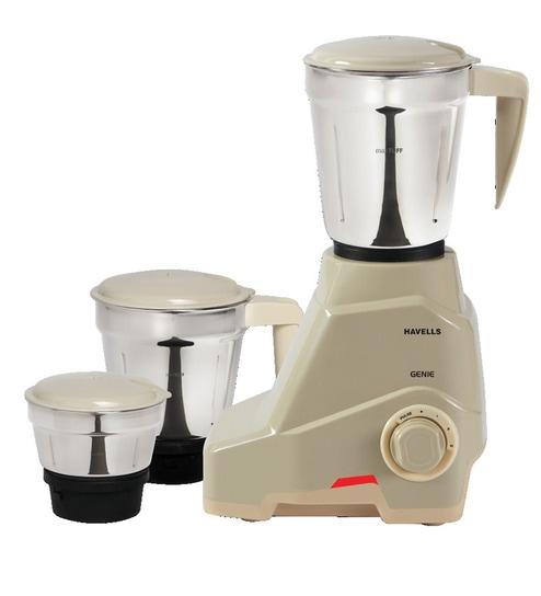 Buy Havells Genie Gray Mixer Grinder - 500 W Online - Mixer Grinders ...
