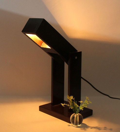 Buy brown wood a rod work table lamp by haverds online eclectic brown wood a rod work table lamp by haverds aloadofball